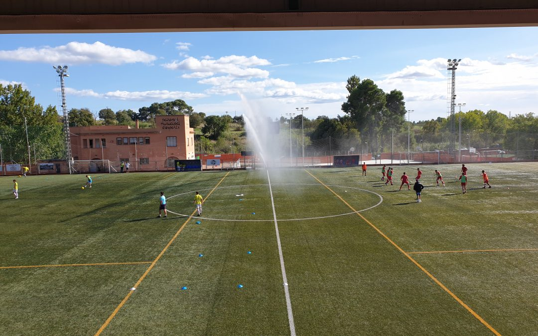 Empat sense gols contra el juvenil del Gimnàstic de Tarragona