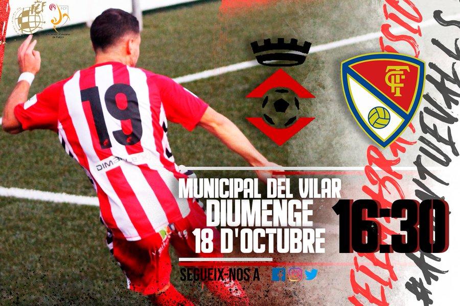 Estrena oficial contra el Terrassa FC a porta oberta