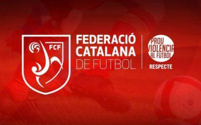 El futbol territorial tornarà al desembre