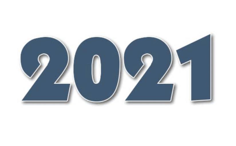 Bona entrada d'any 2021