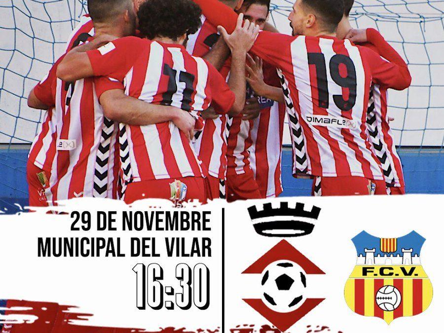 Segueix la UE Valls – FC Vilafranca a Ràdio Ciutat de Valls