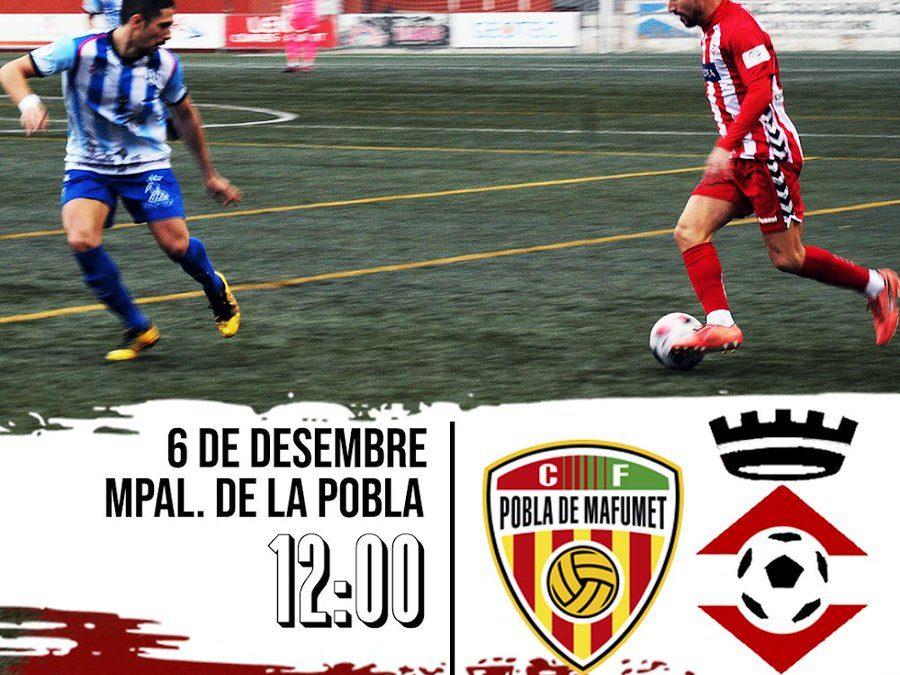 El derbi es juga a Ràdio Ciutat de Valls