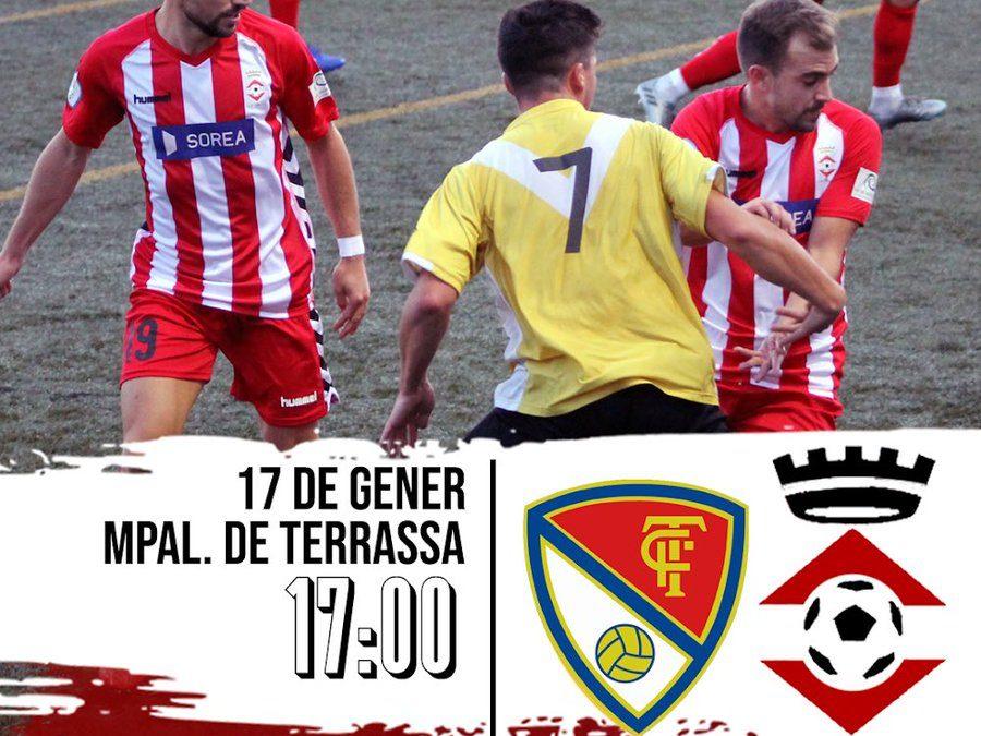 Segueix el Terrassa FC – UE Valls a Ràdio Ciutat de Valls