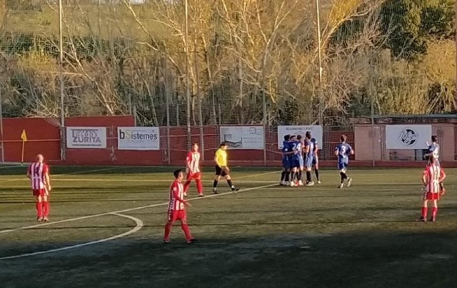Necessitat de sumar tres punts al camp del Vilafranca