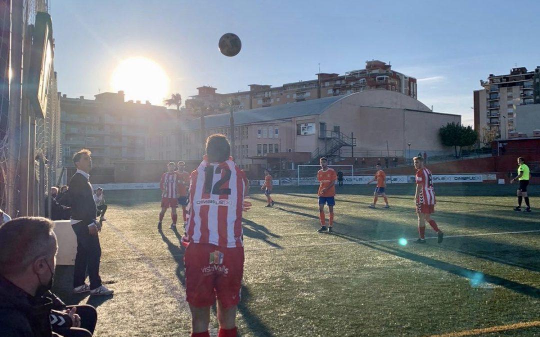 Les 65 entrades del partit contra el Figueres es podran comprar divendres