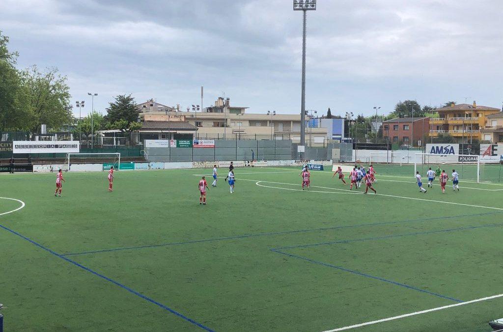 El Banyoles, últim rival al Vilar a 3a Divisió