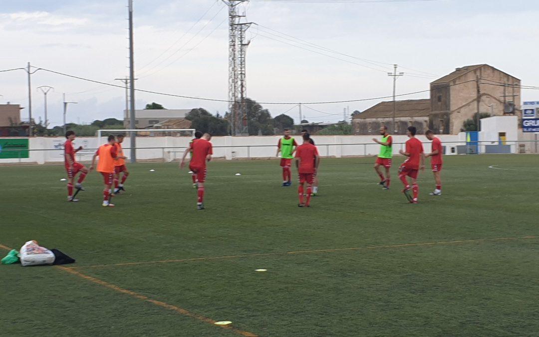 Primera derrota de la pretemporada al camp de l'Aldeana