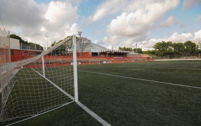 Canvi d'hora del partit davant el Viladecans